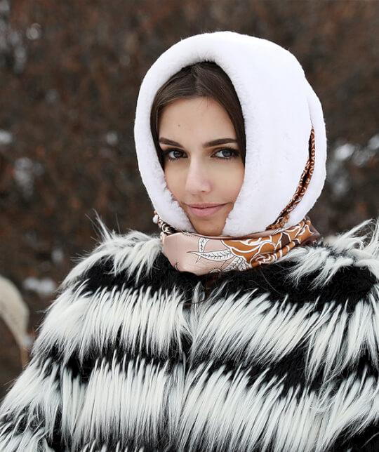 Шелковый платок Анна
