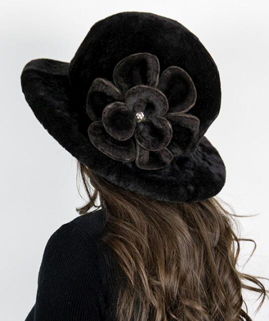 Шляпа-Джемма-зад