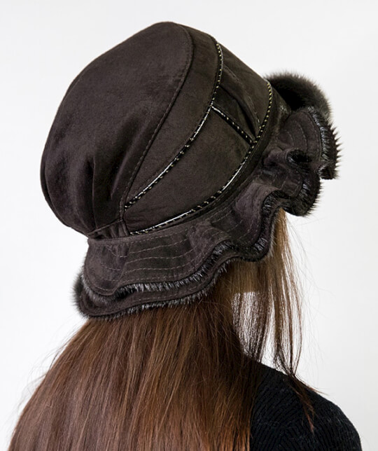Шляпа-Ванесса-зад