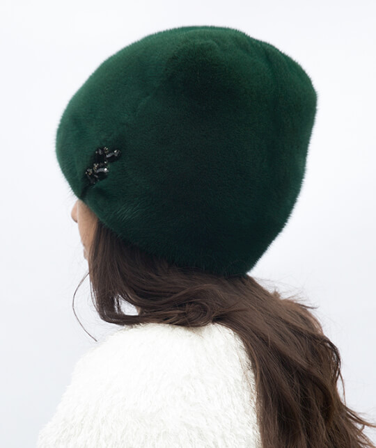 Милена-зелен-бок