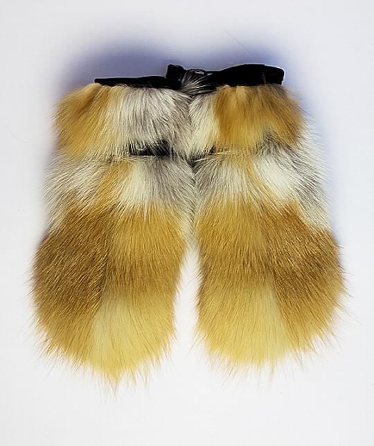 Варежки Аляска-рыж