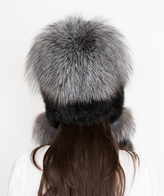 эскимоска-черн-зад
