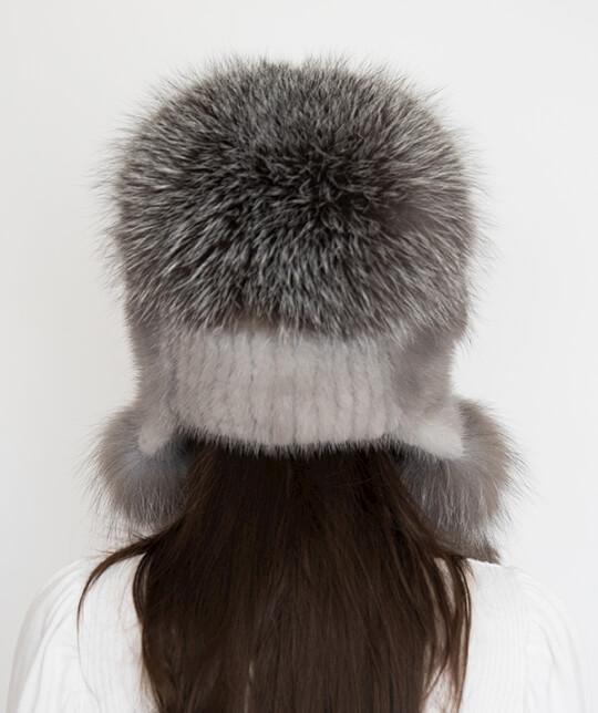 Шапка-ушанка Эскимоска