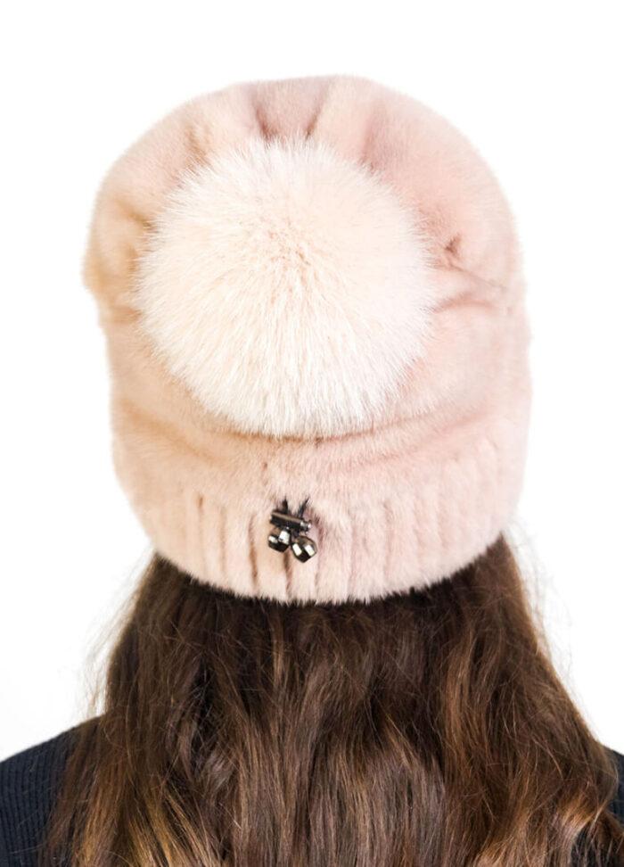 шапка Баярма роз зад