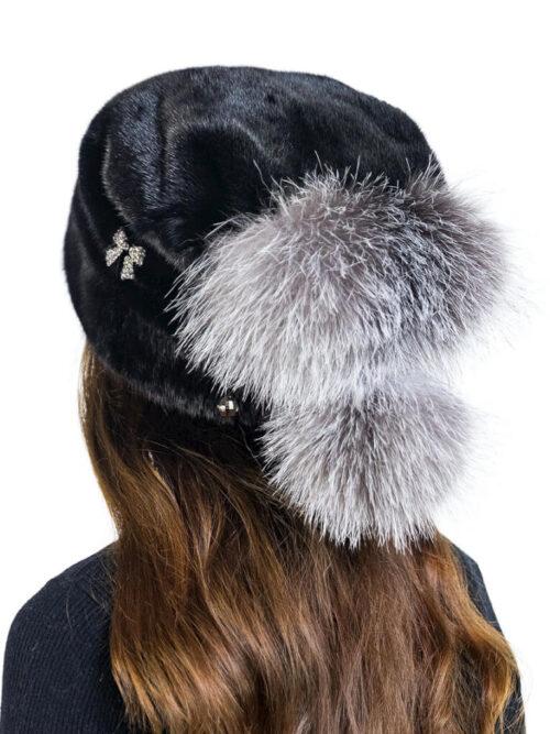 шапка Модеста черн зад (2)
