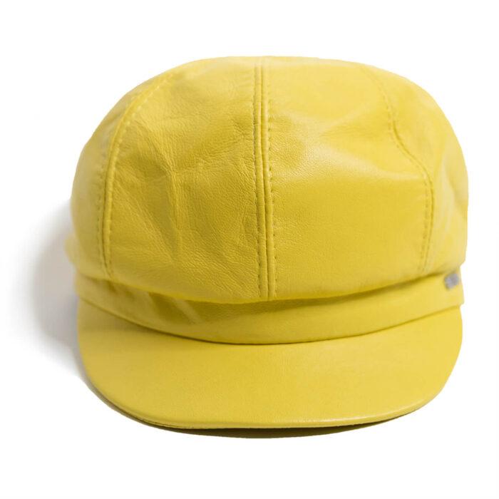 кепка желт