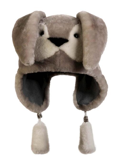 шапка-заяц