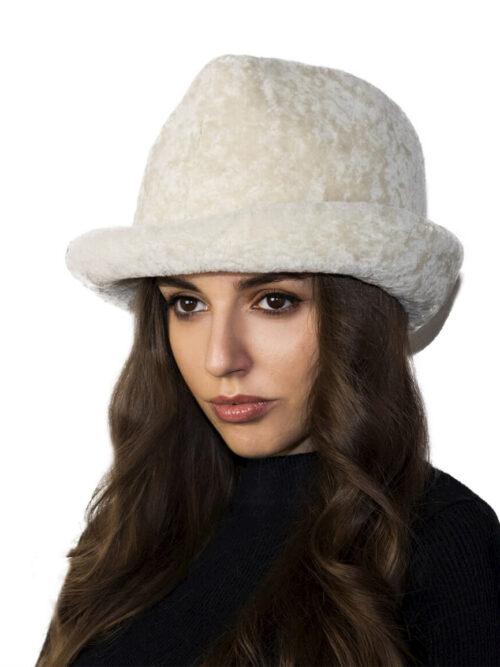 меховая шляпа bitfr1